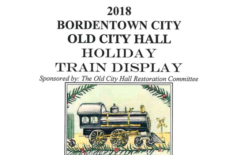 Old City Hall Holiday Train Show